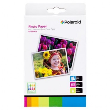 Polaroid photo paper