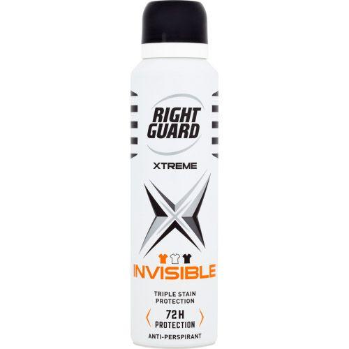 Right Guard Fm Xtreme Invisible 150ml