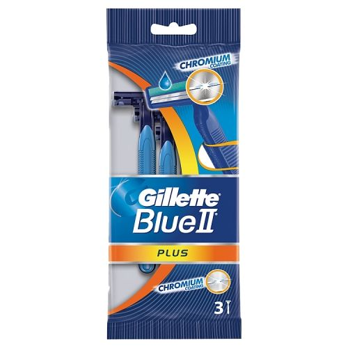 Gillette Blue 2 Razors Sensitive 3 Pack
