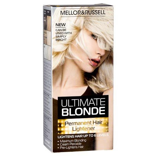 MELLOR & RUSSELL ULTIMATE BLONDE HAIR LIGHTENER