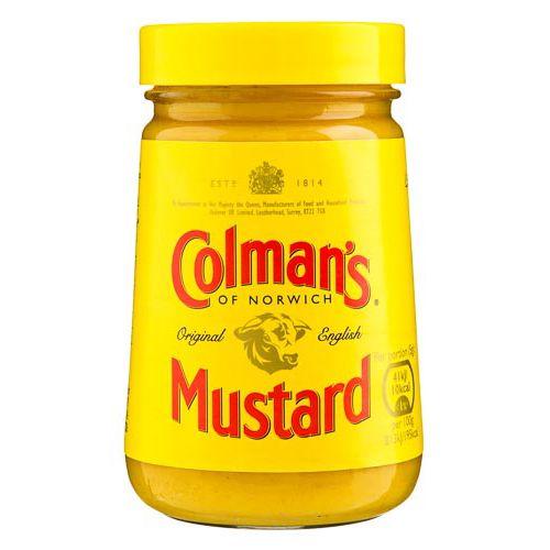 170G COLMANS MUSTARD