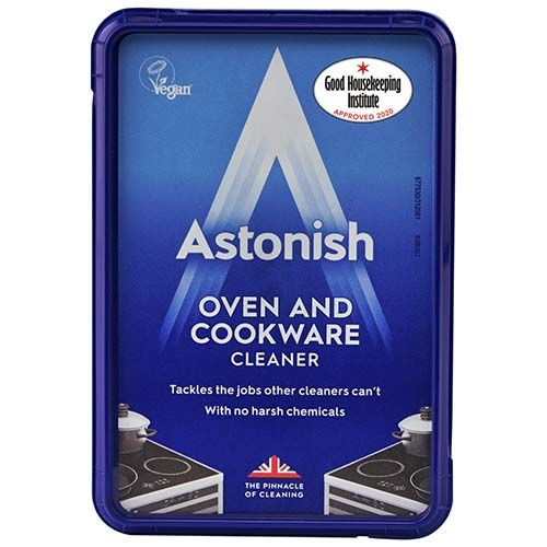 ASTONISH OVEN & COOKWARE CLEANING PASTE 500G