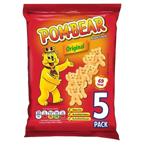 Pom-Bear Original 5 Pack