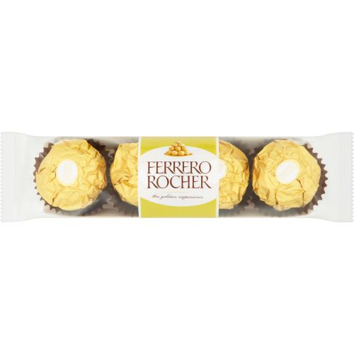 FERRERO ROCHER 4 PACK 50G