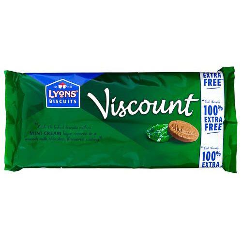 Lyons Viscount 7 Pack + 100% Free