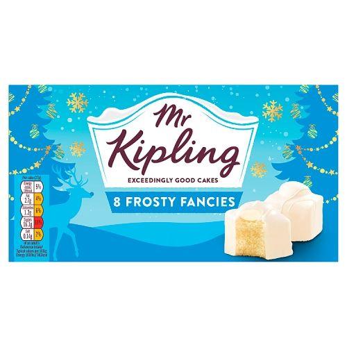 Mr Kipling Frosty Fancies 8pk
