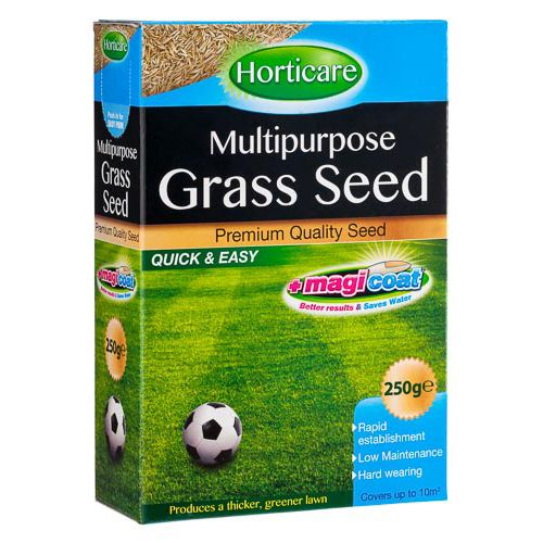 HORTICARE MULTI PURPOSE GRASS SEED 250G