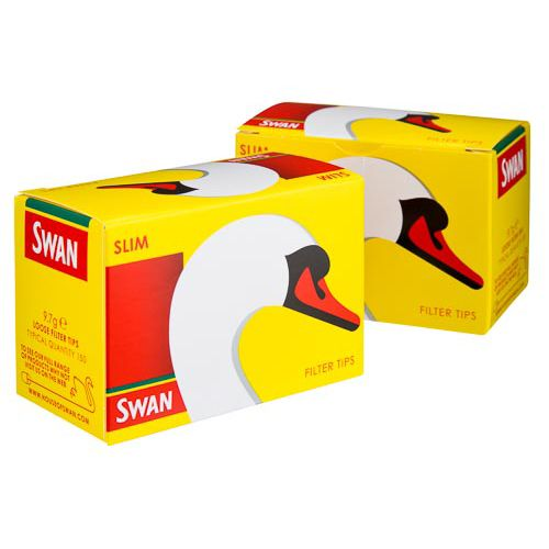 SWAN SLIM FILTER TIPS