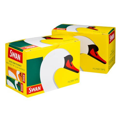 Swan Extra Slim Filter Tips