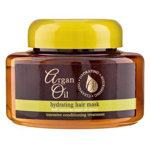 ARGAN OIL HYDRATING HAIR MASK 50ML