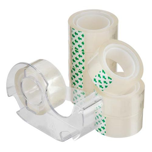 TAPE WITH DISPENSER SET 8 PACK