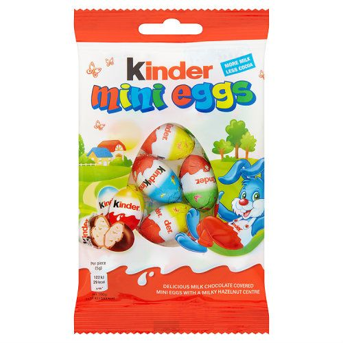 KINDER MINI EGG 75G