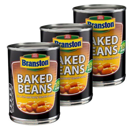 BRANSTON BEANS 3 PACK.