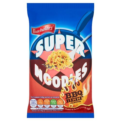 Batchelors Bbq Super Noodle 90g