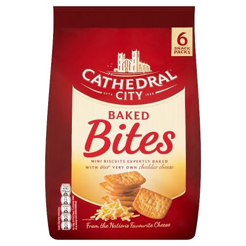 Cathedral City Baked Bites 5 Pack