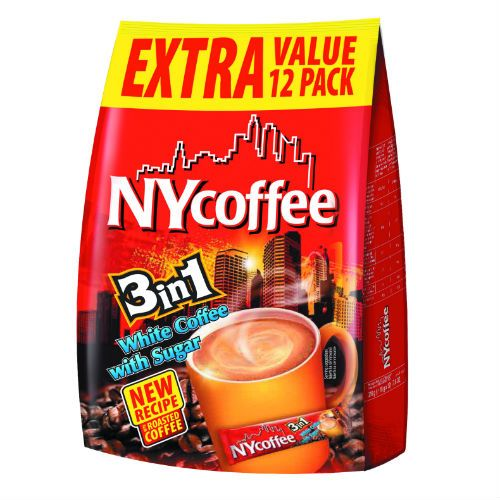 New York Coffee 3in1 12 Pack