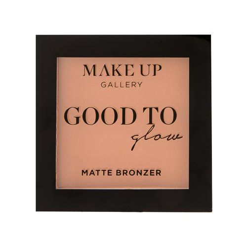 MAKE UP GALLERY GOOD TO GLOW MATTE BRONZER LIGHT