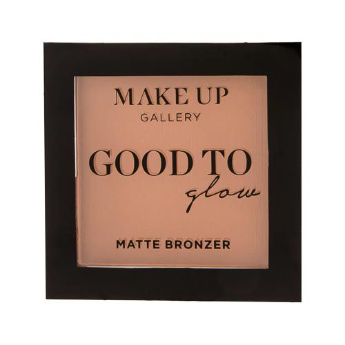 MAKE UP GALLERY GOOD TO GLOW MATTE BRONZER MEDIUM
