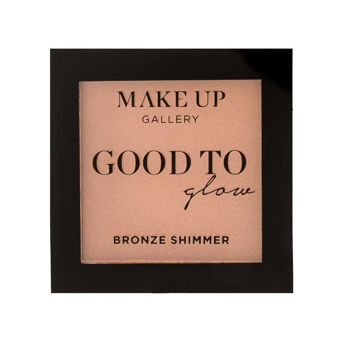 Make Up Gallery Good To Glow Shimmer Bronzermedium