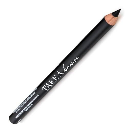 Make Up Gallery Take A Brow Eye Brow Pencil Black