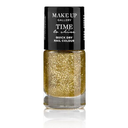 MAKE UP GALLERY TIME TO SHINE NAILS PRECIOUS GOLD