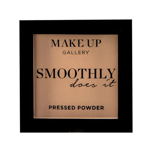 MAKE UP GALLERY PRESSED POWDER HONEY BEIGE