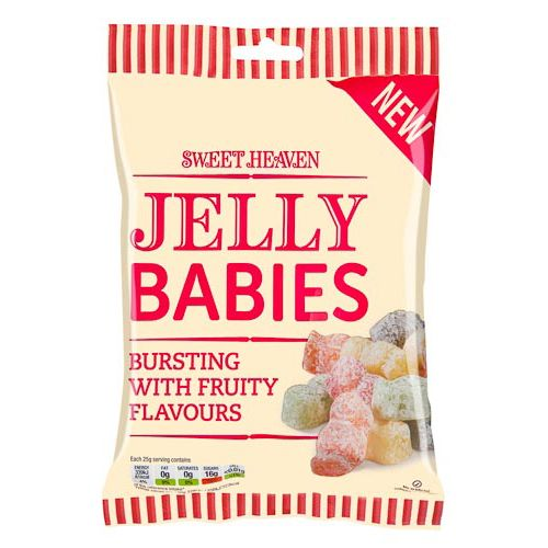 SWEET HEAVEN JELLY BABIES 300G