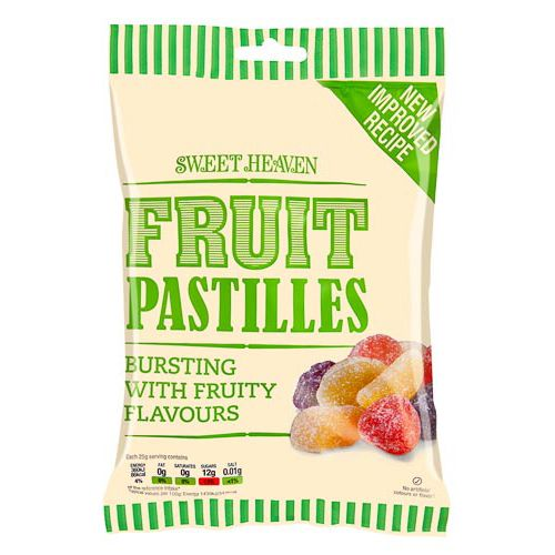 SWEET HEAVEN FRUIT PASTILLES 302G