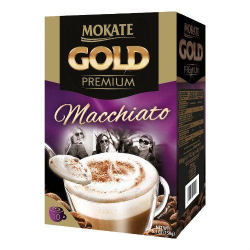 MOKATE GOLD MACCHIATO 210G