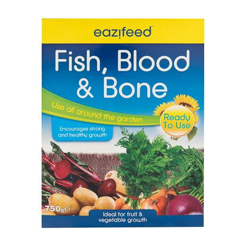 EAZIFEED FISH BLOOD & BONE FERTILIZER 750G