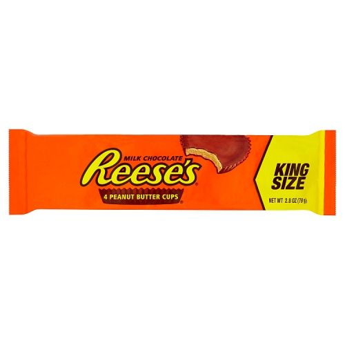 Reese's Peanut Butter Cups King Size 4x79g