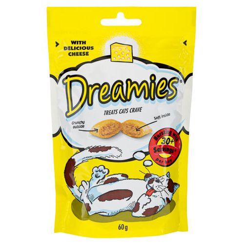 Dreamies Cheese 60g