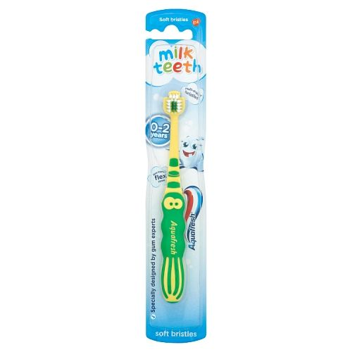 Aquafresh Toothbrush Milk Teeth 0-2 Years