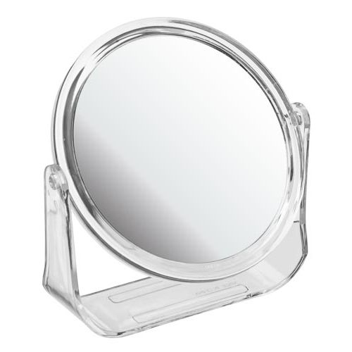 MAKE UP GALLERY DOUBLE SIDED MIRROR STAND