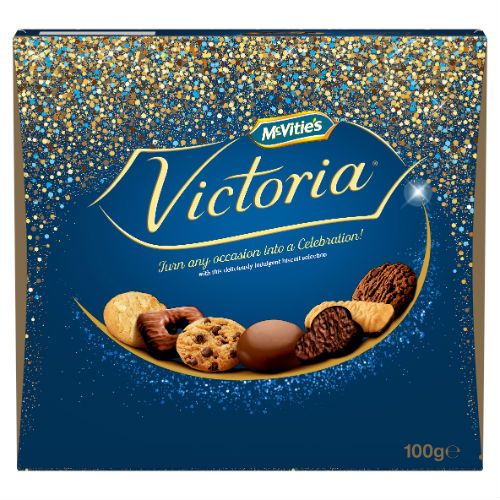 VICTORIA BISCUIT SELECTION 100G