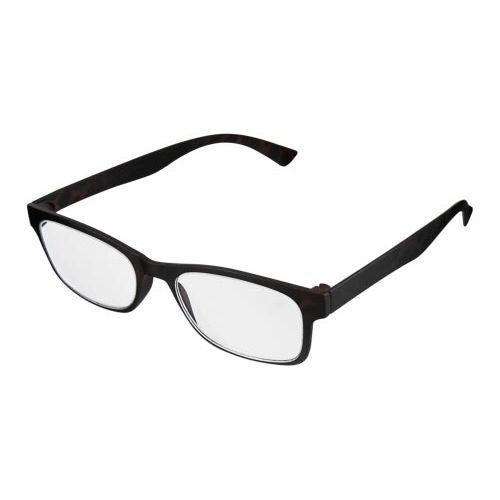 Black Plastic Reading Glasses +3.50