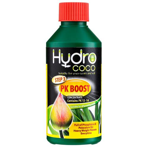 HYDRO COCO 3 STEP BOOSTER
