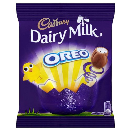 CADBURY OREO MINI EGGS 82G