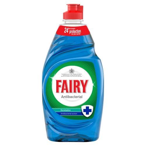 Fairy Washing Up Liquid Eucalyptus 383ml