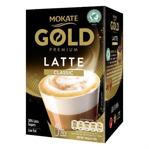 Mokate Gold Latte 10x14g