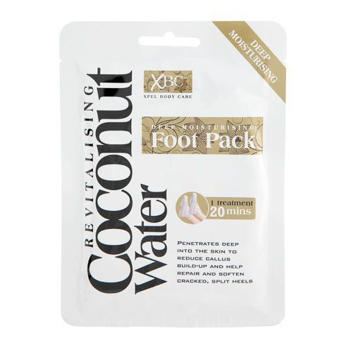 Coconut Water Foot Pack