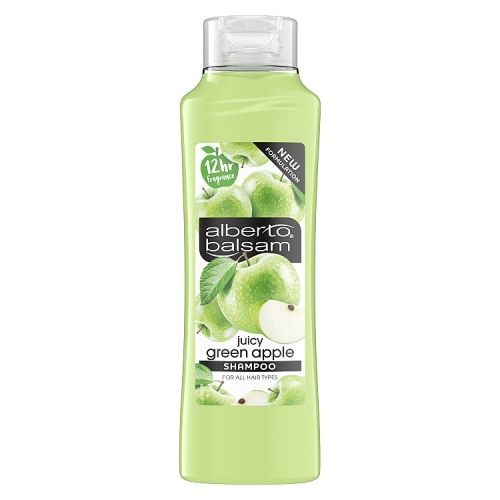Alberto Balsam Shampoo Juicy Green Apple 350ml