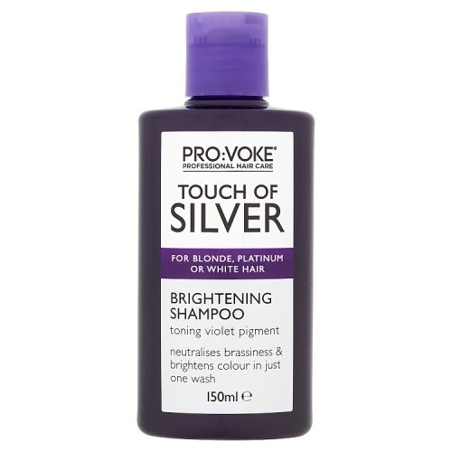 PRO:VOKE TOUCH OF SILVER PURPLE SHAMPOO 150ML