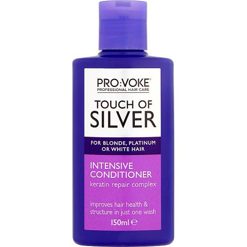 Pro:voke Touch of Silver Intense Conditioner 150ml