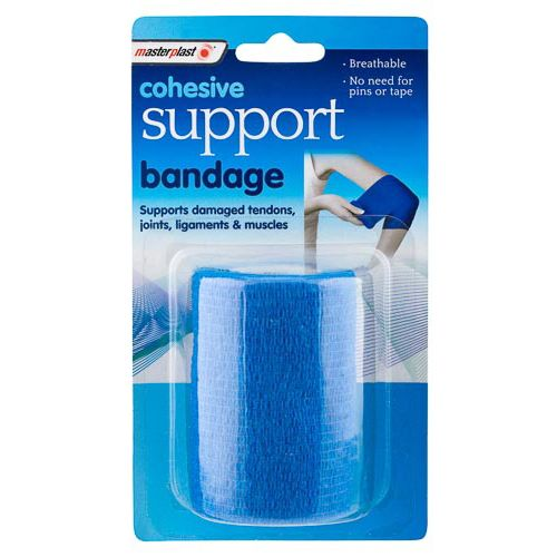 MASTERPLAST COHESIVE SUPPORT BANDAGE