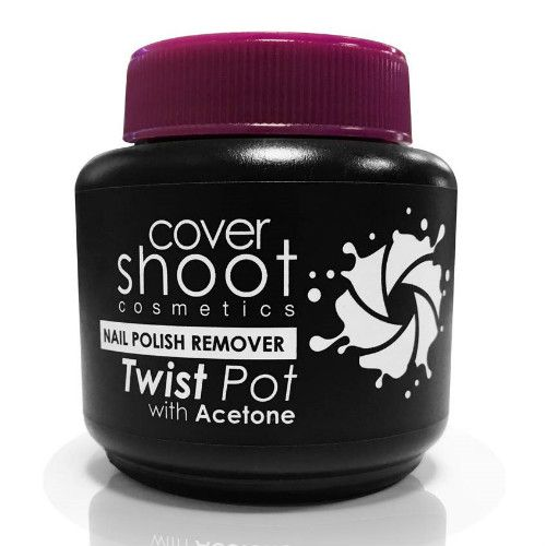 Nail Polish Remover Twist Pot