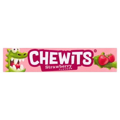 Strawberry Chewits 6x30g