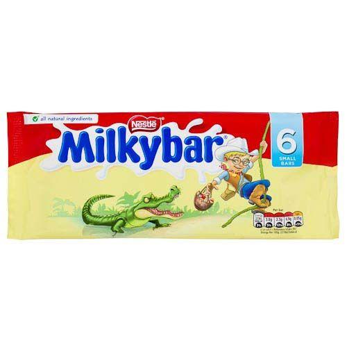 Nestle Milkybar Mini 6x12g