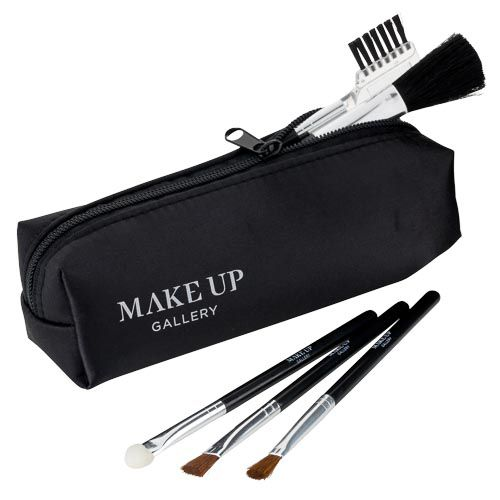 MAKE-UP GALLERY 5 PIECE BRUSH & BAG SET