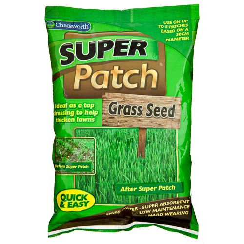 PATCH UP GRASS SEED 200G